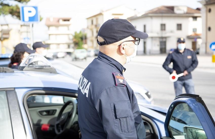 """Polizia di Stato: azioni di controllo in città e provincia, il Questore: """"Non lasceremo spazio alle attività criminali"""""""