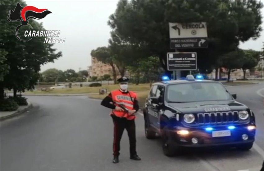 Ponticelli, estorsioni e minacce contro una mamma ed un imprenditore. Arrestati 7 uomini del clan De Luca Bossa (VIDEO)