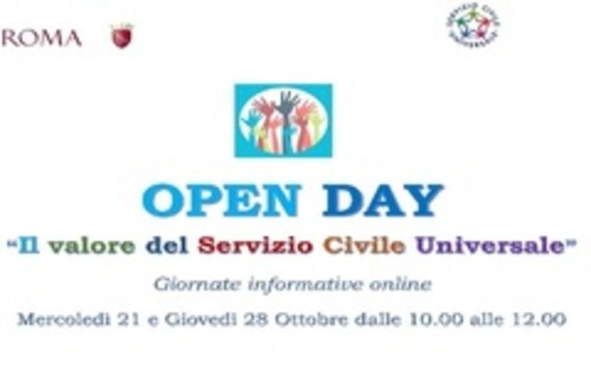 Servizio Civile Universale, al via i primi Open Day di Roma Capitale