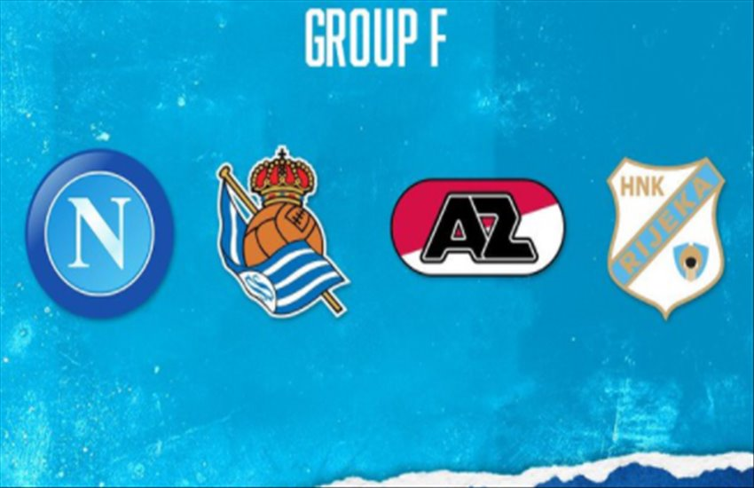 Sorteggio Europa League non fortunatissimo per il Napoli. Le avversarie