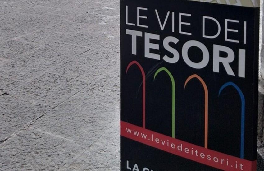 Le Vie dei Tesori, tra percorsi d'arte e luoghi di condivisione culturale