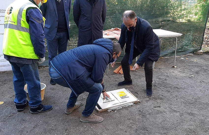 Recupero ex asilo di viale Duca degli Abruzzi: oggi la posa della prima pietra