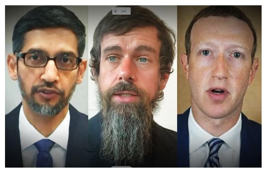 #USA2020. Facebook, Google e Twitter in audizione al Senato USA