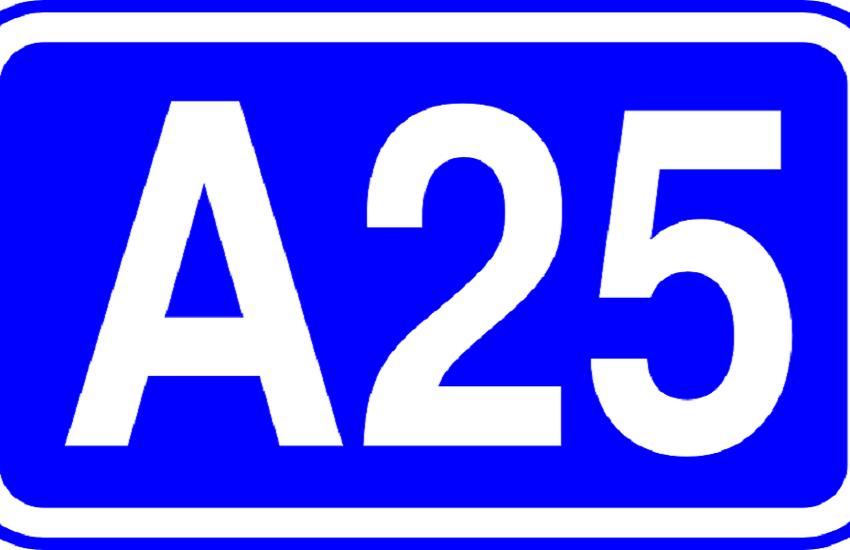 A25: rampa di entrata Cocullo direzione Roma, proroga della chiusura
