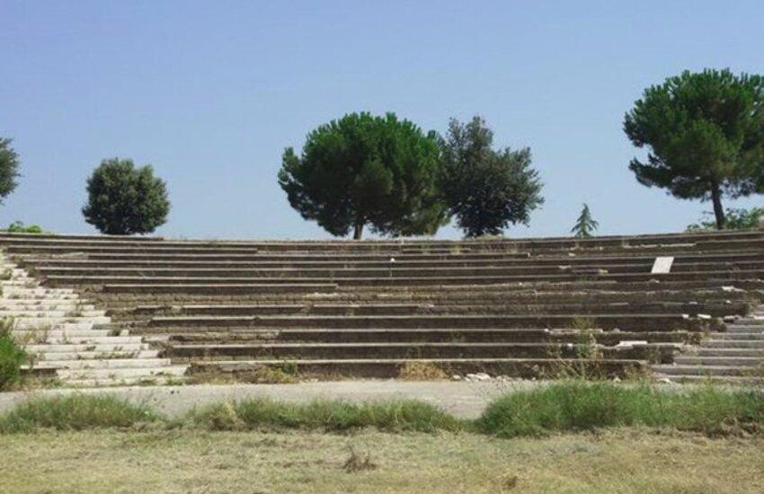 Roma, Teatro Alessandrino nel Parco Palatucci, approvato progetto di riqualificazione