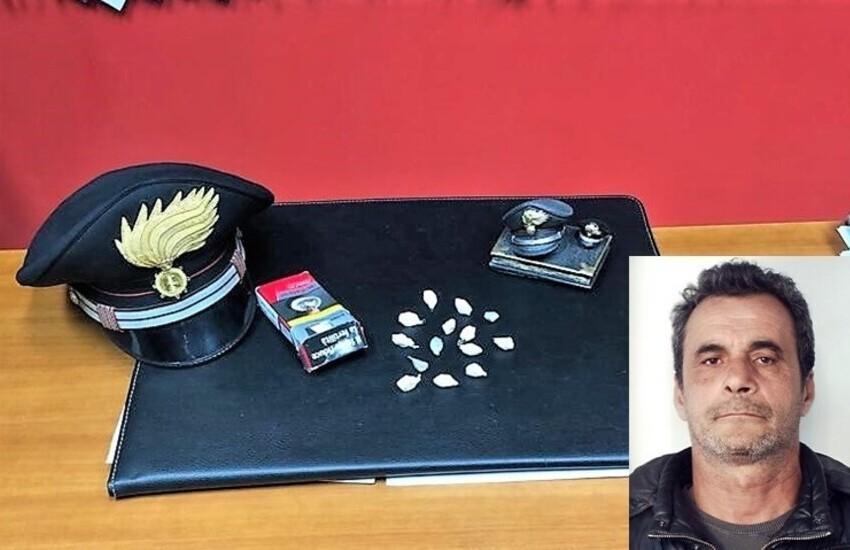 Catania, i Carabinieri fanno Bingo, spacciatore preso in via Milazzo