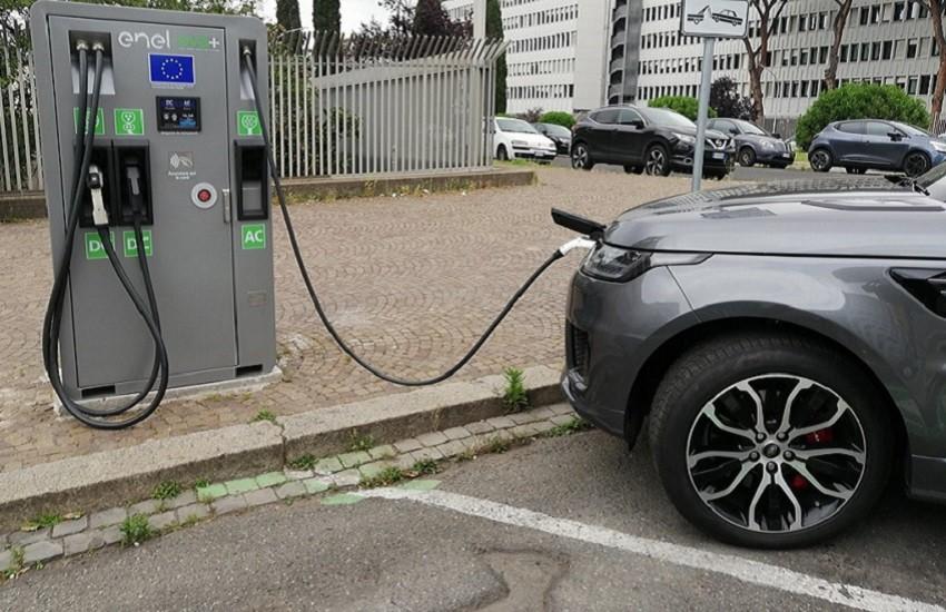 Sostenibilità, al Comune dell'Aquila un riconoscimento nazionale per la mobilità elettrica