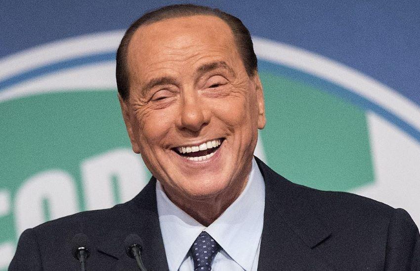Berlusconi forse è fuori dall'incubo Covid