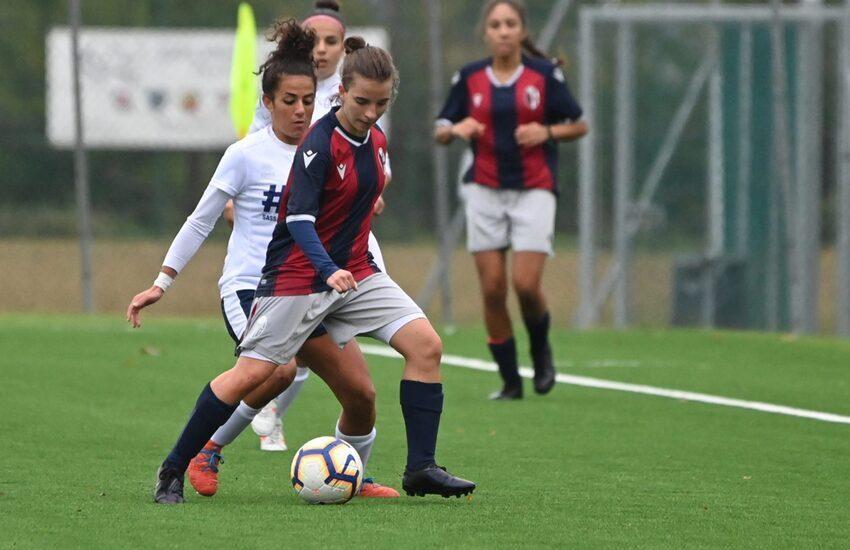 Bologna Fc femminile: le gare del 17 e 18 ottobre 2020