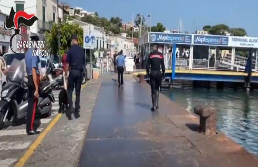 Carabinieri fermano 2 persone per violenza sessuale in danno di una 14enne- VIDEO