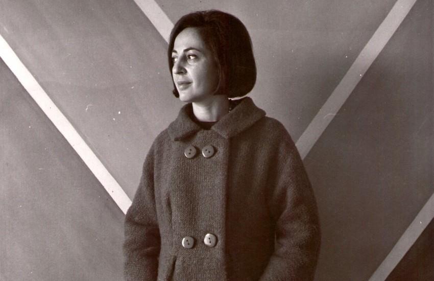 """Milano, da venerdì al Museo del Novecento la grande mostra """"Carla Accardi. Contesti"""" – Foto gallery"""
