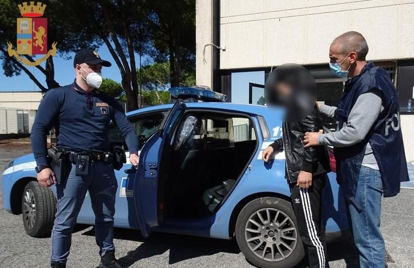 Torre Angela, erano entrati in un appartamento rapinando i presenti, identificato uno dei due malviventi finisce in carcere