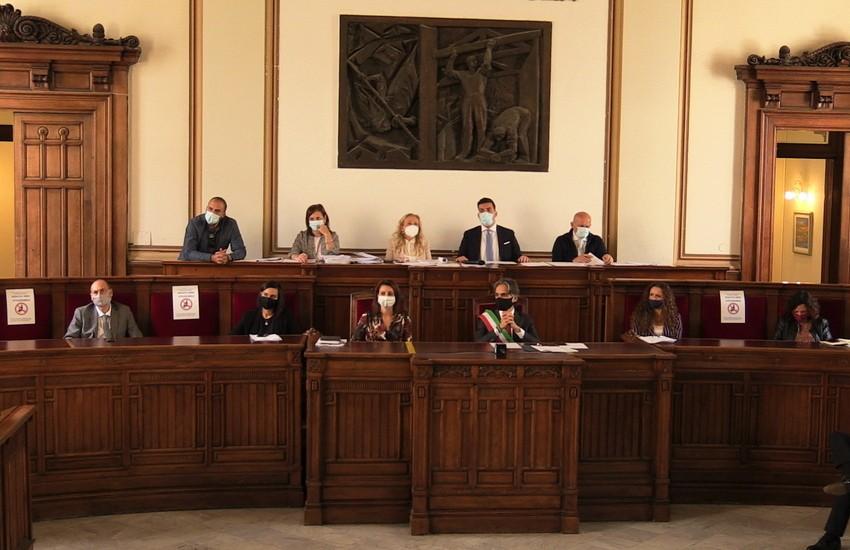 Consiglio comunale a Reggio Calabria