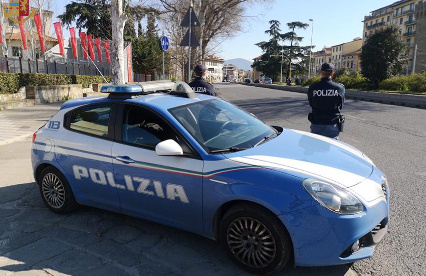 Scippa una donna di 80 anni, arrestato fiorentino 30enne