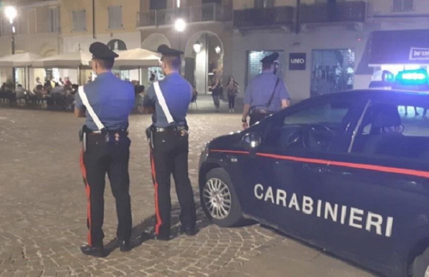 Coronavirus: il Comando provinciale dei Carabinieri potenzia i controlli