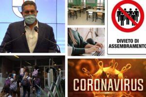 """Covid Liguria, Toti: """"Contrario all'ipotesi di una chiusura generalizzata"""""""