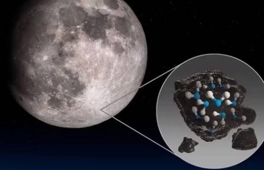 Nasa: «C'è acqua sulla Luna», l'annuncio della Nasa grazie al telescopio volante
