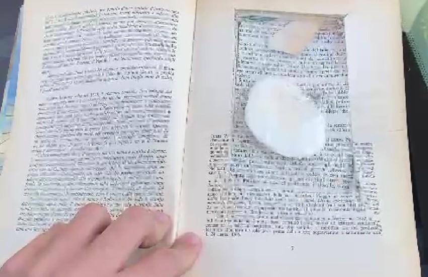 droga nascosta libro