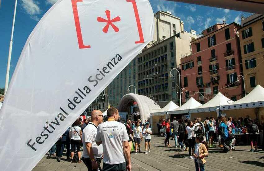 Genova, Festival della Scienza: 200 eventi e 3 Nobel per la 18esima edizione