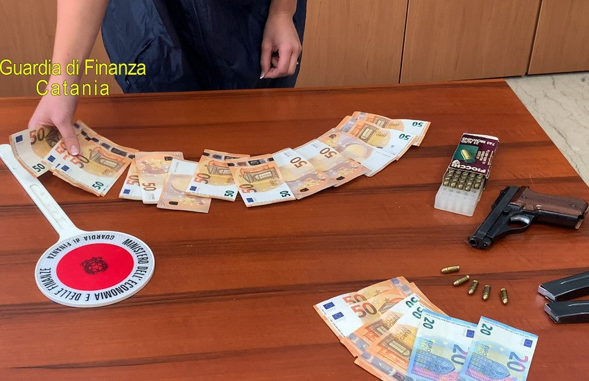 Catania, usura: tassi del 120% a ristoratore in crisi. Arrestato dalla Gdf