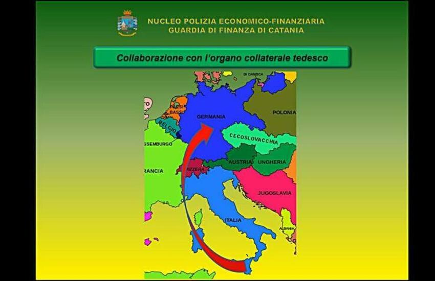 Catania, la Guardia di Finanza scopre un sistema di frode fiscale. Tre società con sede in città coinvolte – Foto gallery