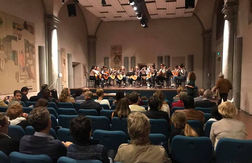 Torna il Florence Guitar Festival in Sala Vanni a Firenze