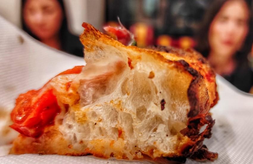 Macerata Campania nella Guida Pizzerie d'Italia Gambero Rosso