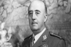 Francisco Franco, un anno dopo l'inumazione si sono dimenticati di lui