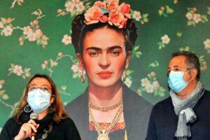 """Milano, Fabbrica del vapore, dal 10 ottobre la mostra """"Frida Kahlo – Il caos dentro"""" – Foto gallery"""