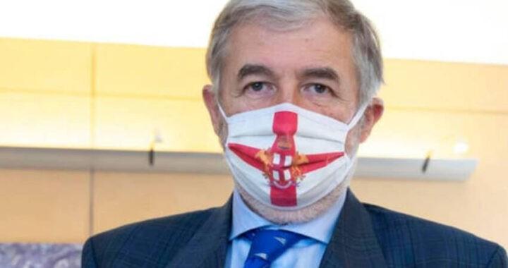 """Coronavirus a Genova,  Bucci: """"Usare i teatri per le vaccinazioni anti covid"""""""