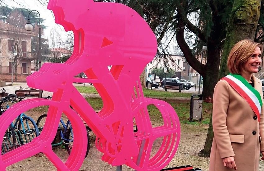 Monselice, cresce l'attesa per il passaggio del Giro d'Italia