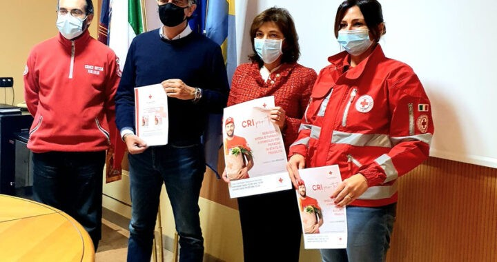 Comune di Verona e Croce Rossa uniti contro l'emergenza Covid