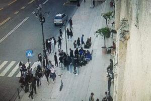 Bande di giovani bulli a Verona, controlli alla Gran Guardia