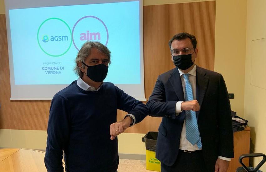 Fusione AGSM-AIM: nasce MuVen, la prima Multiutility veneta