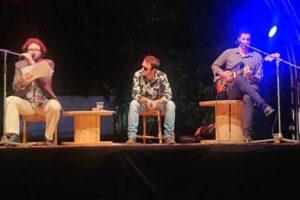 Al Mura Festival spettacolo dedicato a Bukowski con la partecipazione del pubblico
