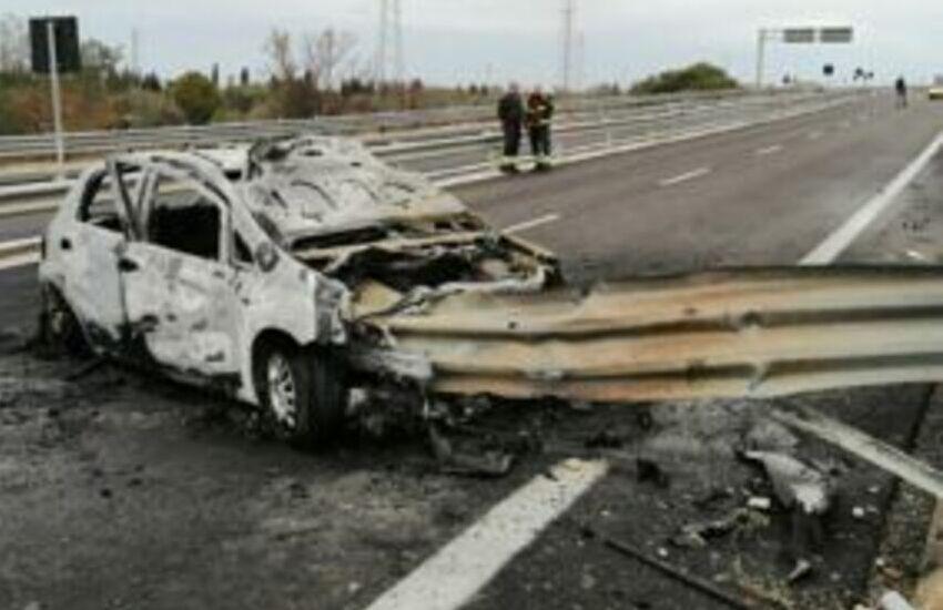 Altra tragedia sulle strade salentine, incidente sulla Lecce-Gallipoli. Perde la vita 44enne