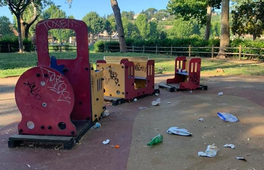 Accesso vietato agli impianti sportivi liberi in parchi e giardini. La Regione vieta le visite nelle Rsa ai famigliari