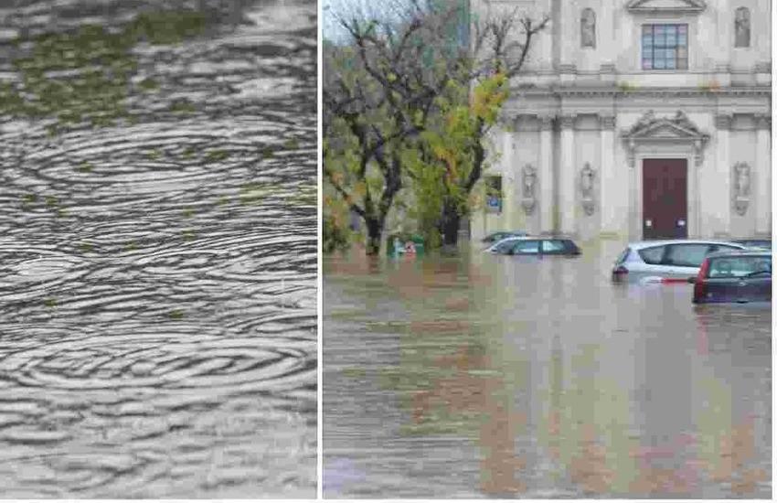 Alluvione in Piemonte danni per un miliardo. Incontro Cirio-Lamorgese