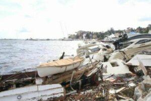 Maltempo, mareggiata a Rapallo, situazione drammatica: le onde spaventano