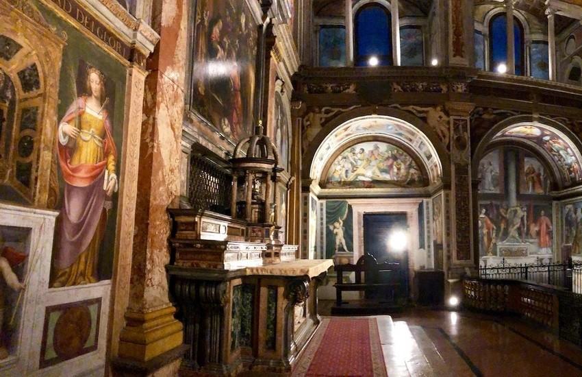 Milano, da venerdì 9 riaprirà al pubblico la chiesa di San Maurizio al Monastero Maggiore in corso Magenta