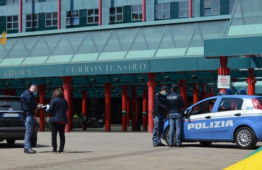 Milano, spaccio di droga, controlli nelle zone della movida e nella metropolitana. La Polizia arresta 6 persone