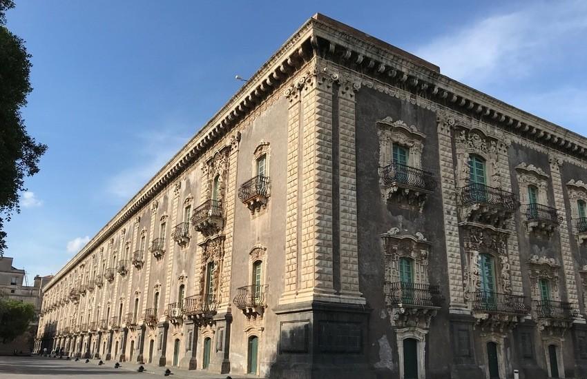 Riprendono le visite guidate di Officine Culturali al Monastero dei Benedettini di Catania