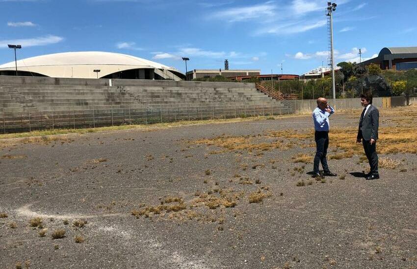 Catania, in corso la gara d'appalto per ristrutturare lo storico Campo di Nesima