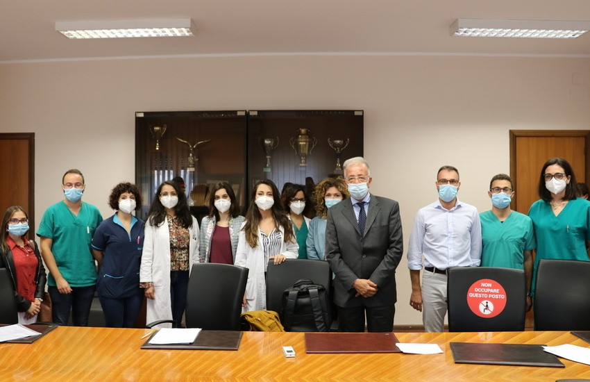 Ospedale Cannizzaro: Covid, nuovi contratti e proroghe potenziano l'organico. Torna a riunirsi l'Unità di crisi aziendale