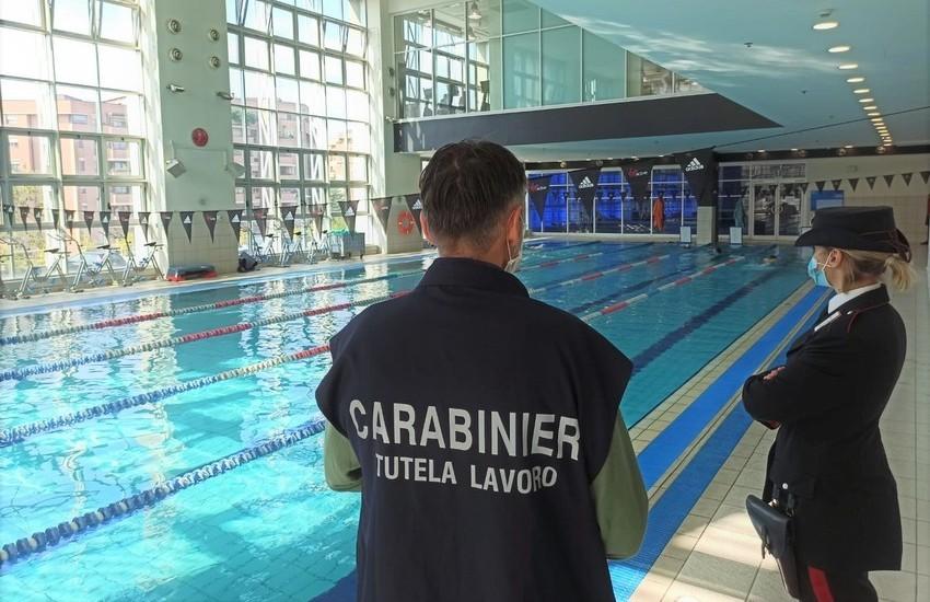 Controlli in piscine e palestre nel bolognese