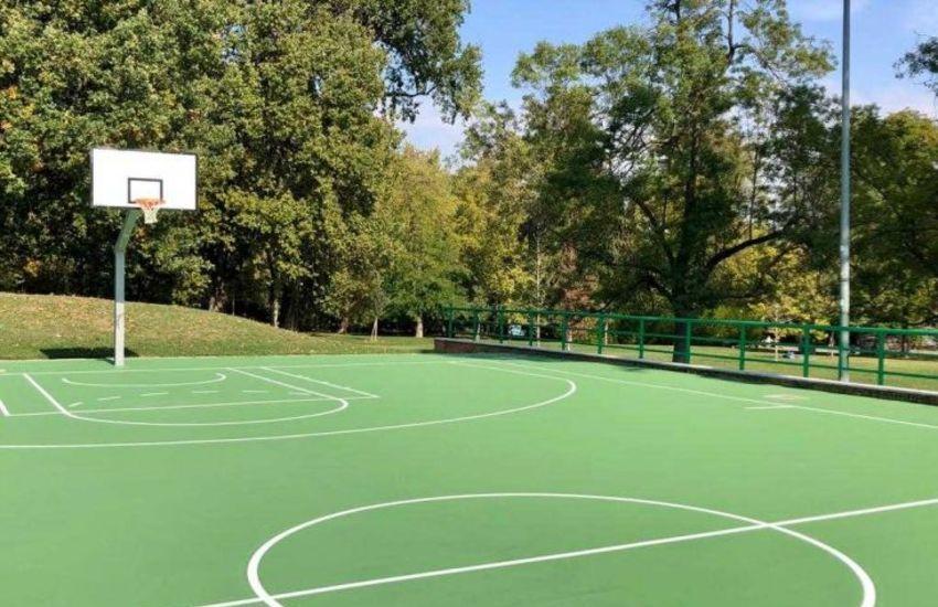 I playground dei Giardini Margherita sono rinnovati