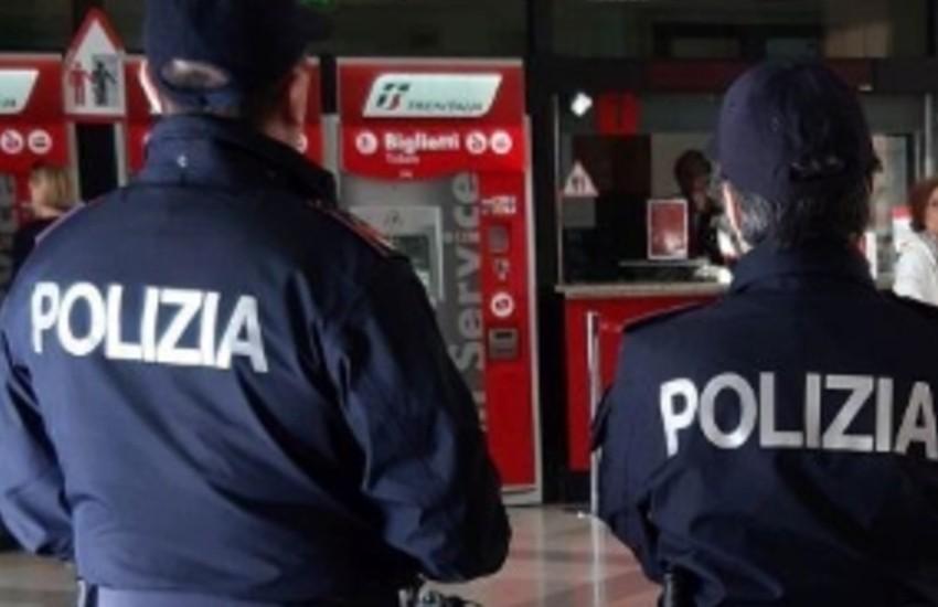 """Padova, Operazione """"Strade sicure"""" della Polfer con 600 i controlli nelle stazioni di tutto il Veneto: 7 sanzioni amministrative e 2 daspo urbani"""