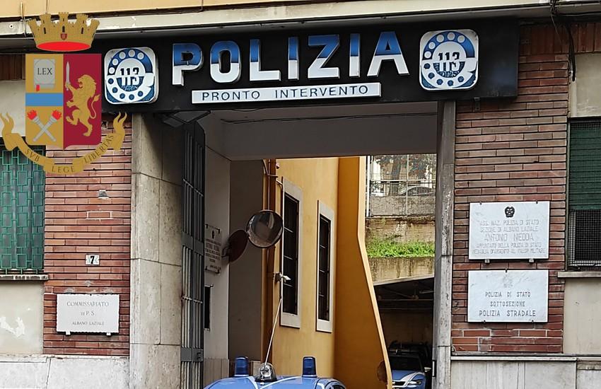 Pomezia, aggredisce e rapina due prostitute, arrestato 22enne di Genzano