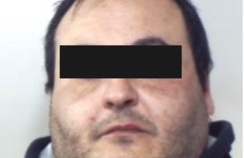 Calatabiano, arrestato per un furto commesso a Giardini Naxos