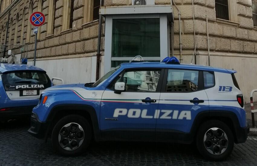 Roma, ricercato per omicidio e rapina arrestato dalla Polizia di Stato